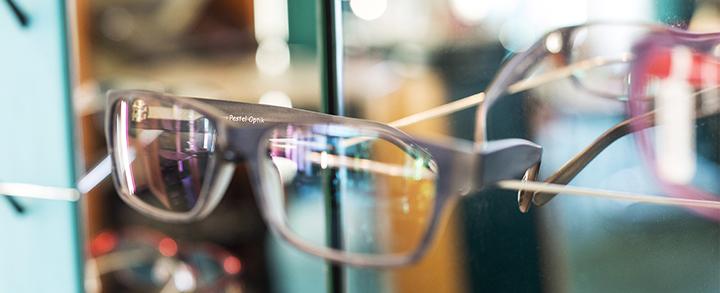 Pestel Optik in Dresden bietet neben einer hauseigenen Brillen-Marke zahlreiche hochwertige Brillenkollektionen.