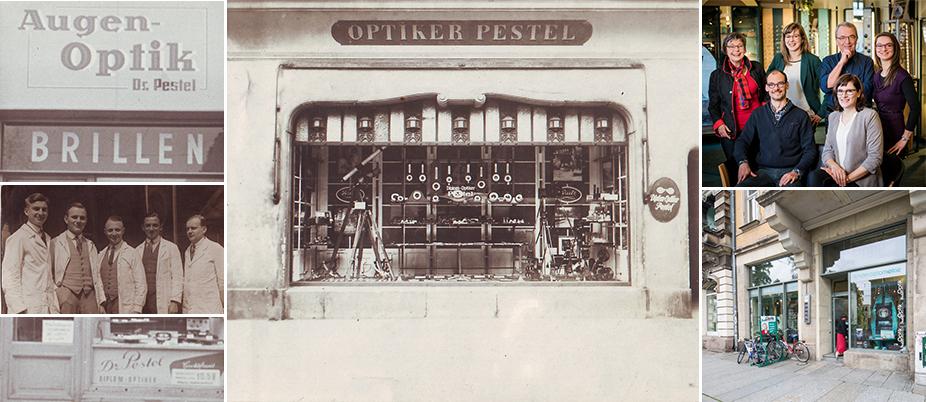 Pestel Optik – 185 Jahre Handwerk, Erfahrung und Tradition