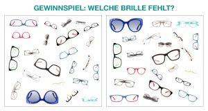 Pestel Optik Gewinnspiel: Welche Brille fehlt?