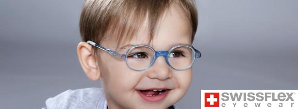 Kinderbrillen Swissflex